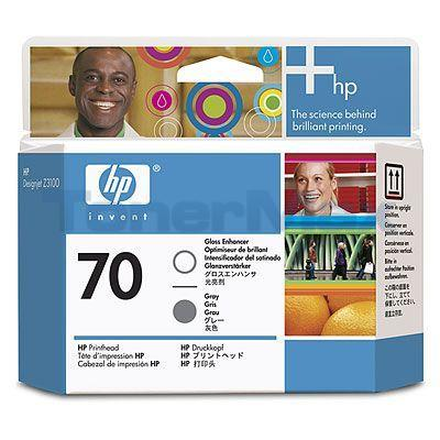 HP DESIGNJET Z3100 NO 70 PRINTHEAD GRAY AND GLOSS ENHANCER